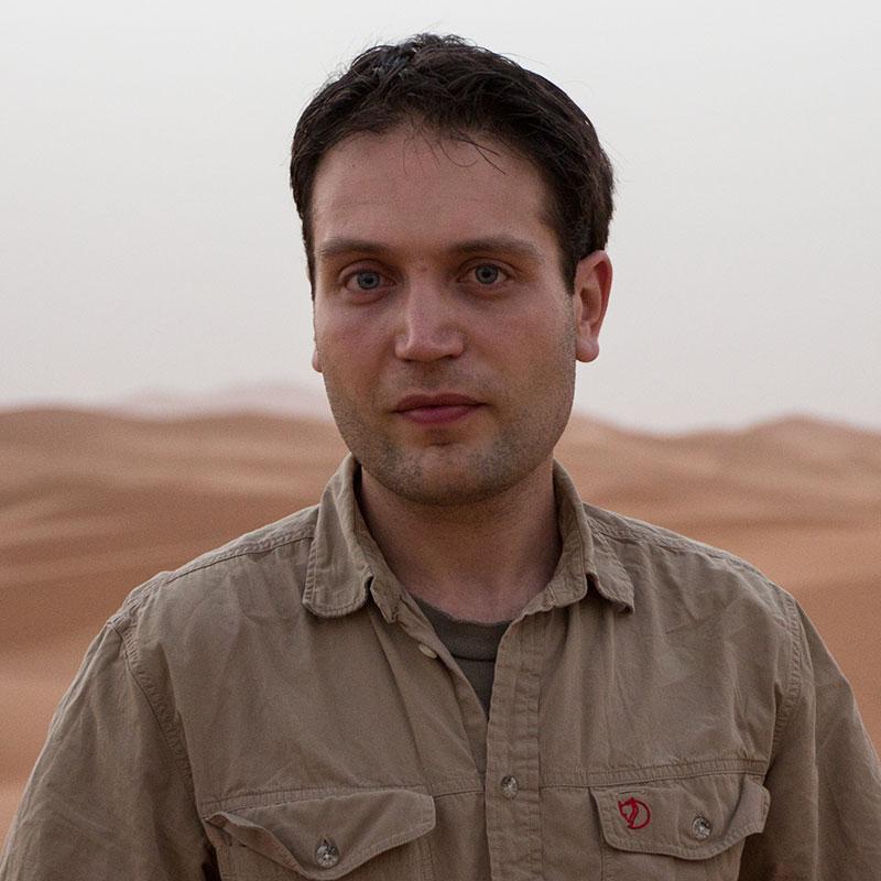 Nizar Ibrahim, Ph.D.